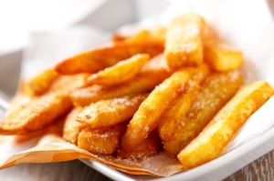 High-fat. High-sodium French Fries