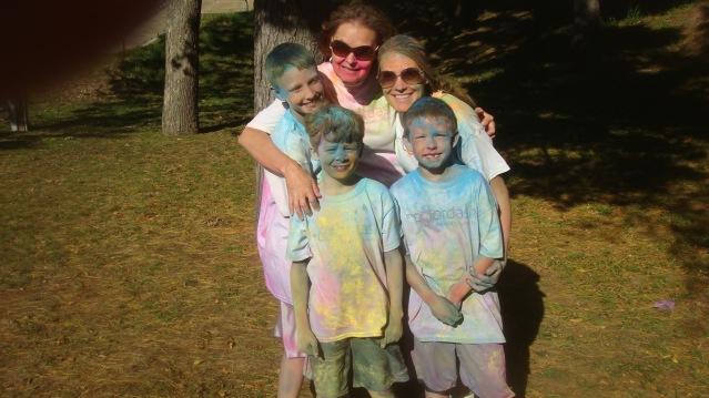 Team Sprinkles - in the end!