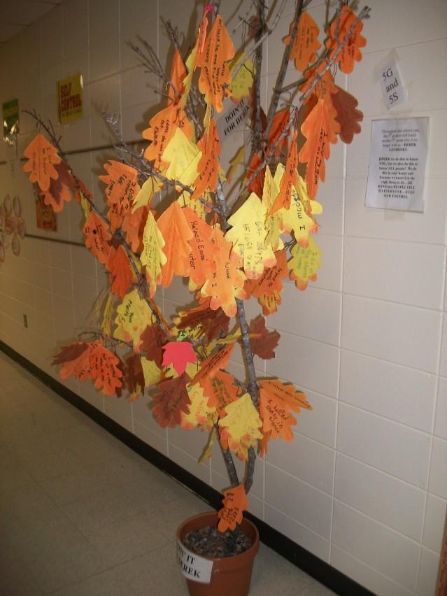 Derek's Giving Tree
