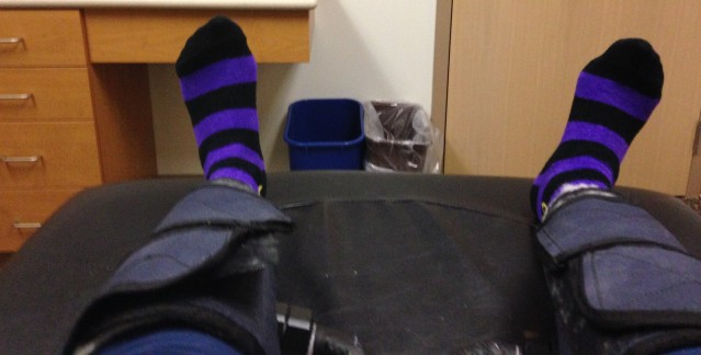 Pippi Longstocking socks!