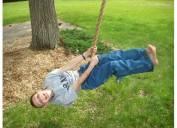 Rope Swinging 1