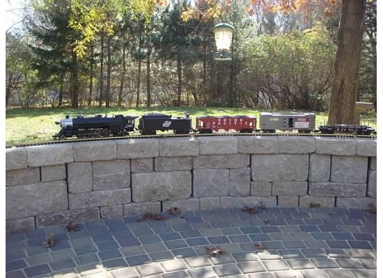 Stony Trail Railway